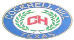 Cockrell Hill Public Library Logo